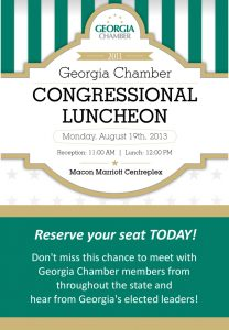 GA Chamber Congressional Lunch copy