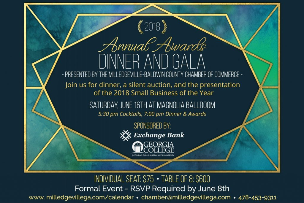Annual Awards Dinner & Gala